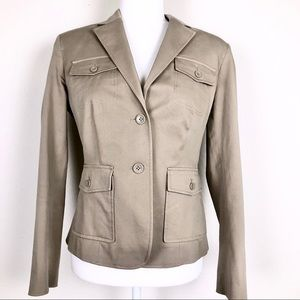Body by Victoria Tan Blazer Size 8